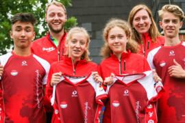 Auf geht's: TSV-Athleten reisen zur Kinder-Olympiade nach Litauen