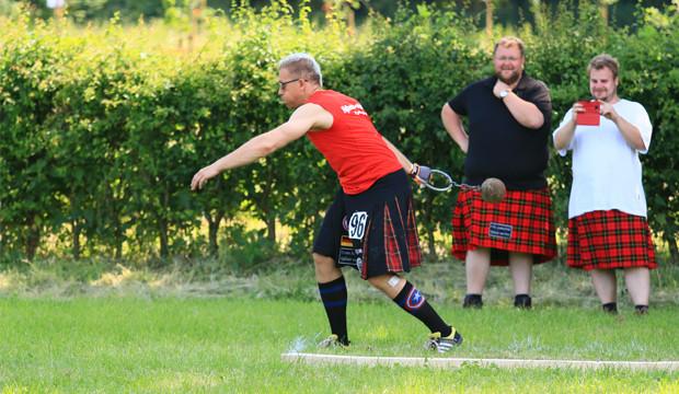 Highland Games auf dem Rittergut Remeringhausen