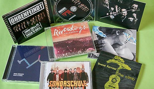 Nischen: Auf der Suche nach dem passenden Sommeralbum