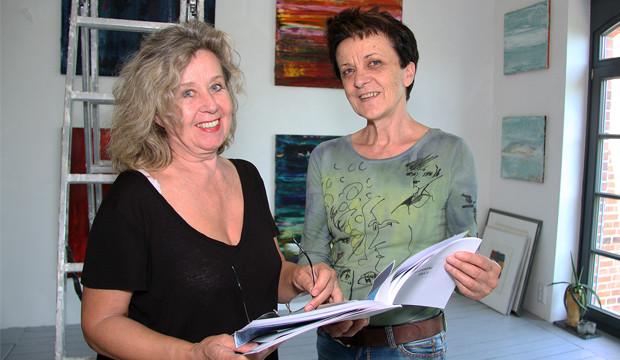 Vernissage im Kunstverein Gehrden