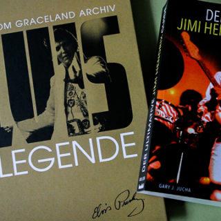 Elvis und Jimi gehen doch eigentlich immer…