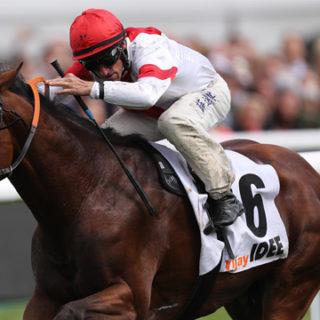 """Derby-Revanche, schicke Hüte und Promis im """"Ascot-Garden"""""""