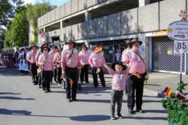 Heimatverein Schlägel und Eisen beim Tag der Niedersachsen
