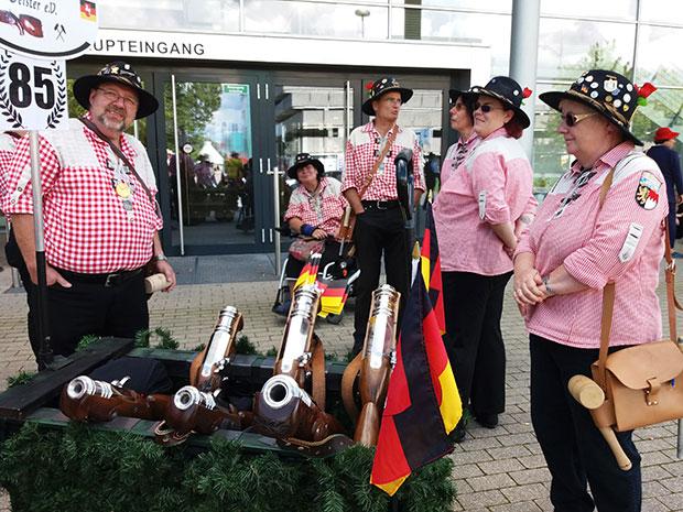 Tag der Niedersachsen: Der Heimatverein Schlägel und Eisen ist aktiv mit dabei.