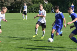 U18 Junioren des NFV ohne Torerfolg und Punktgewinn Letzter