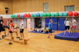 Sportjugend macht fit fürs Leben