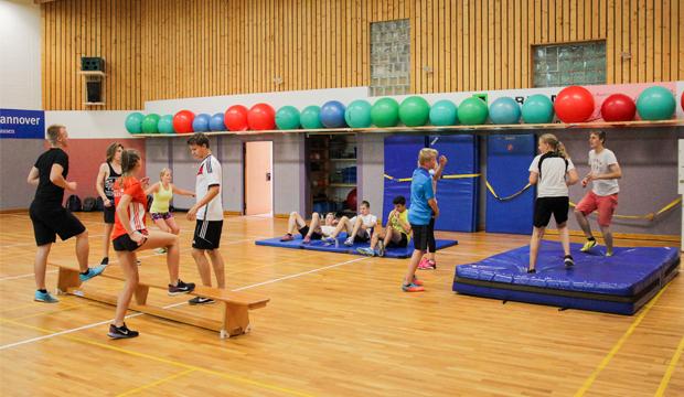Fit fürs Leben: Bewegung ist neben gesunder Ernährung ein Schwerpunkt des Seminars der SportRegion.