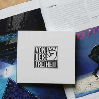 Von der Freiheit – ein CD-Sampler und eine Star-Biographie