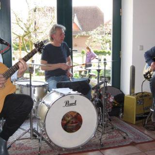 New Home bringt handgemachte Musik in den ASB-Bahnhof