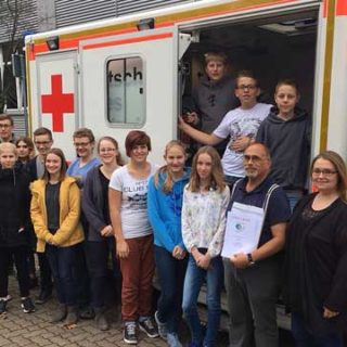 Barsinghäusener Schulsanitäter feiern 20-jähriges Bestehen