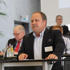 Fordert stichhaltige Argumente: Ulf Meldau, stellvertretender Vorsitzender des Regionssportbundes Hannover. Fotos: RSB