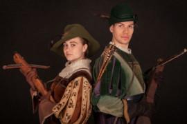 Zauberhaft: Das Kultmärchen Drei Haselnüsse für Aschenbrödel als Familienshow auf der Bühne