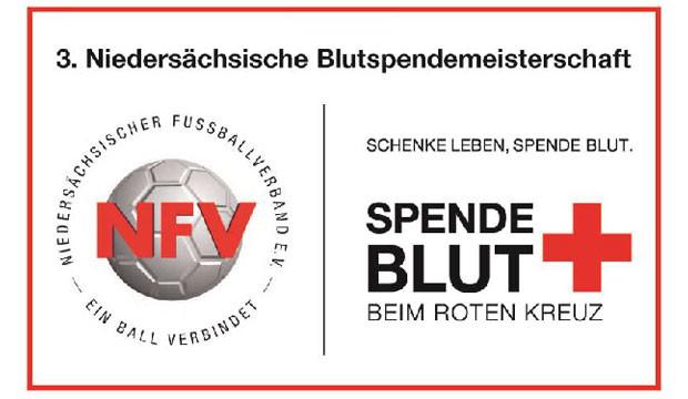Schenke Leben, spende Blut: Aufruf zur NFV-Blutspendemeisterschaft