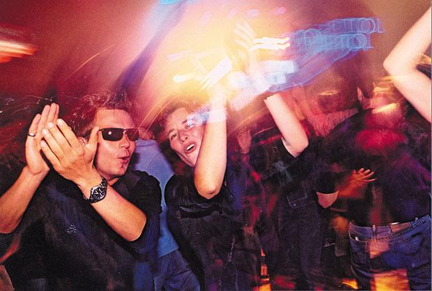 Abfeiern: Konzertpartys im Clubsegment haben zugenommen.