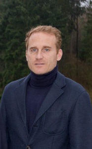 Achtet auf Nachhaltigkeit: Der stellvertrtende NFV-Direktor Jan Baßler.