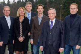 NFV-Präsident Günter Distelrath startet mit viel Elan in seine erste Amtszeit