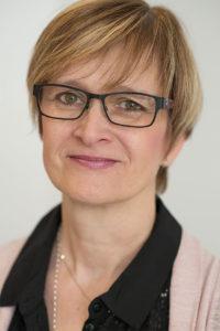 Kennt sich aus mit Life Kinetik: Andrea Hohmann.