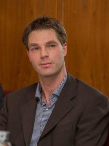 Managt die Investitionen: NFV-Direktor Steffen Heyerhorst.