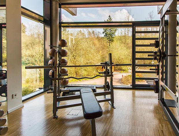 Ein toller Ausblick: Das Studio B54 punktet mit direkter Nähe zur Natur.