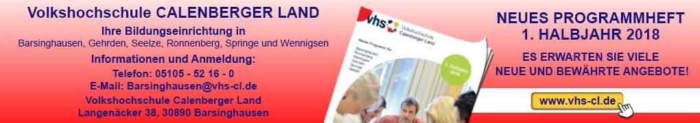 VHS-Calenberger-Land