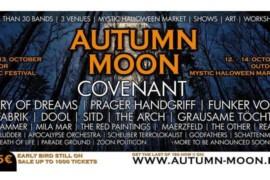 Schnäppchen für Frühbucher: Tickets fürs Autumn Moon 2018