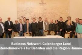 Das Business Netzwerk Calenberger Land stellt sich vor