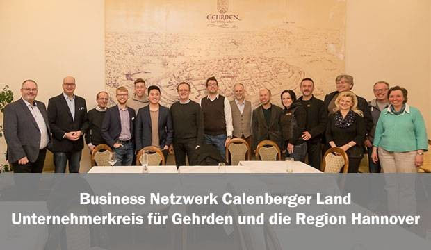 Das business netzwerk calenberger land stellt sich vor for Business netzwerk