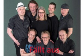 """Konzert der Band """"Elephant Walk"""" im ASB-Bahnhof fällt aus"""