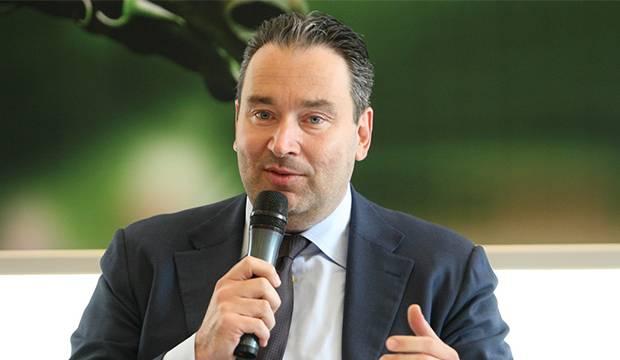 Ein Macher: HRV-Chef Gregor Baum.