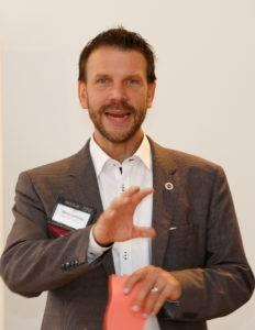 Experte in Sachen Kryptowährungen: Martin Ledvinka informiert zum Thema auf Einladung der YTPI Internetagentur aus Bad Nenndorf. foto:kasse