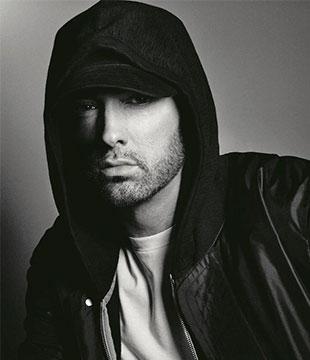 Das Highlight schlechthin: Eminems einziges Deutschland-Konzert am 10. Juli auf dem Messegelände. Foto: Craig McDean
