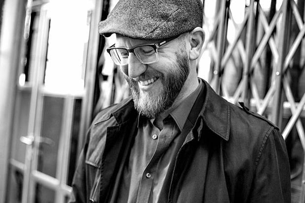 Spätes Debüt: der 43-jährige Liedermacher Ben Galler.