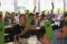 """Strukturelle Veränderungen und """"Stabwechsel"""" beim RSB-Sporttag"""