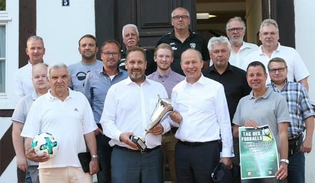 Vor dem WM-Finale wird Barsinghausens Stadtmeister am Tag des Fußballs gekürt