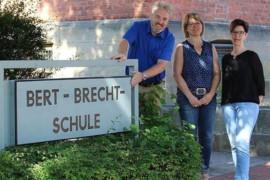 Anmeldungen in der Bert-Brecht-Förderschule auch in den Ferien möglich