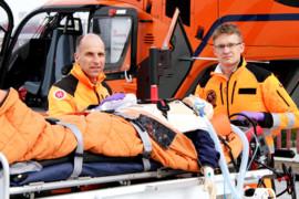Rettungshubschrauber Christoph 4: Neue Technik ermöglicht Wiederbelebung auch in der Luft