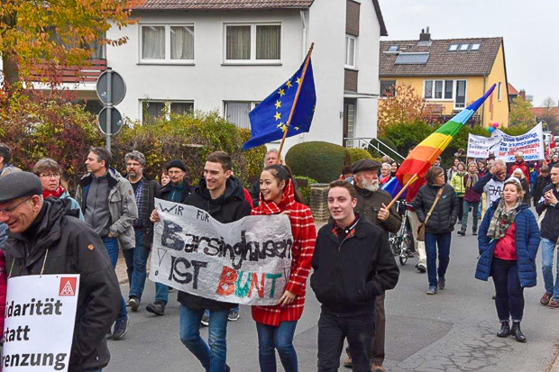 Buntes Barsinghausen: Keine Chance für AfD und Co.!