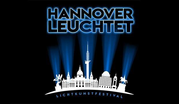 Premiere für das Lichtkunstfestival HANNOVER LEUCHTET