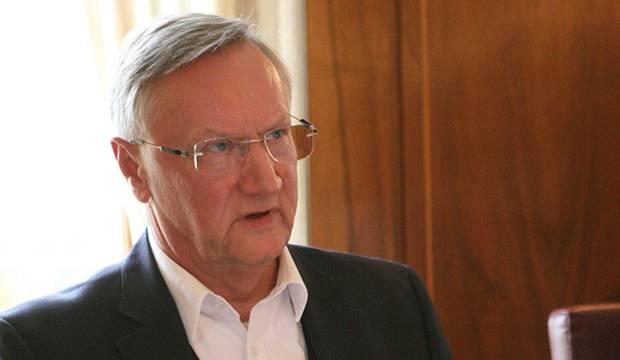 Fusionen: Die Kreisreformen machen für Günter Distelrath durchaus Sinn.