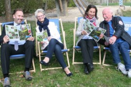 Vorfreude auf den 12. Deistertag in den sechs Deister-Kommunen