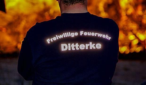 Osterfeuer 2019 in Ditterke