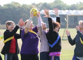 Regionssportbund FrauenSportTag