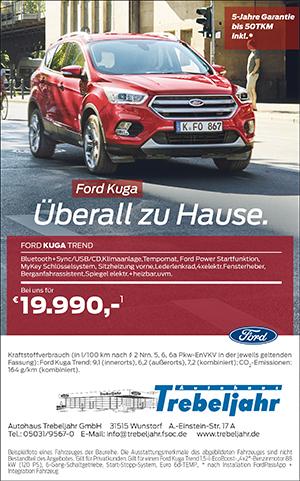Autohaus Trebeljahr Wunstorf