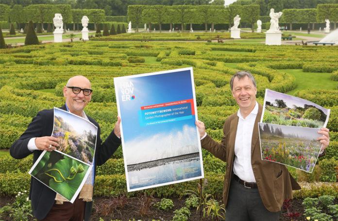 Internationaler Fotowettbewerb IGPOTY – International Garden Photographer of the Year: Erstmals sind die Herrenhäuser Gärten in diesem Jahr mit dabei. Foto: Woelki