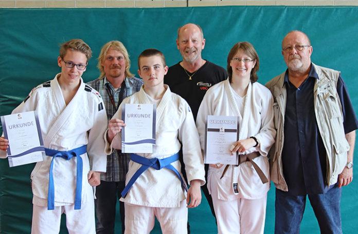 Judo-Sparte des TSV Barsinghausen