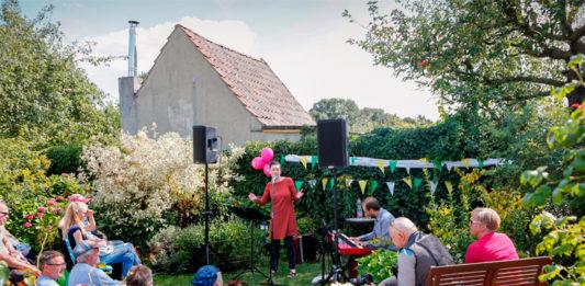 Kulturommer der Region Hannover: Großes Fest im Kleingarten. Foto: Region Hannover