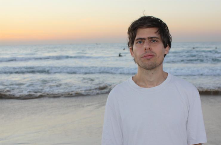 Ryskinder alias Asaf Eden ist zu Gast im Rahmen der Reihe Musik aus Israel. Foto: Noi Fuhrer