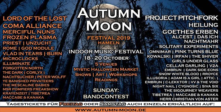 AUTUMN MOON Festival Hameln: Unterhaltung ohne Ende.