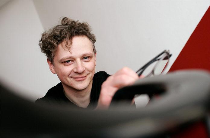 Damian Marhulets ist Gastgeber der Reihe