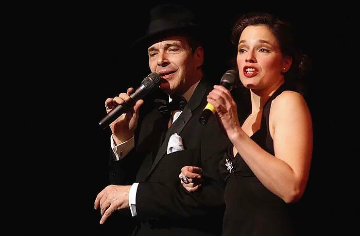 Christoph Schobesberger und Susanne Eisenkolb